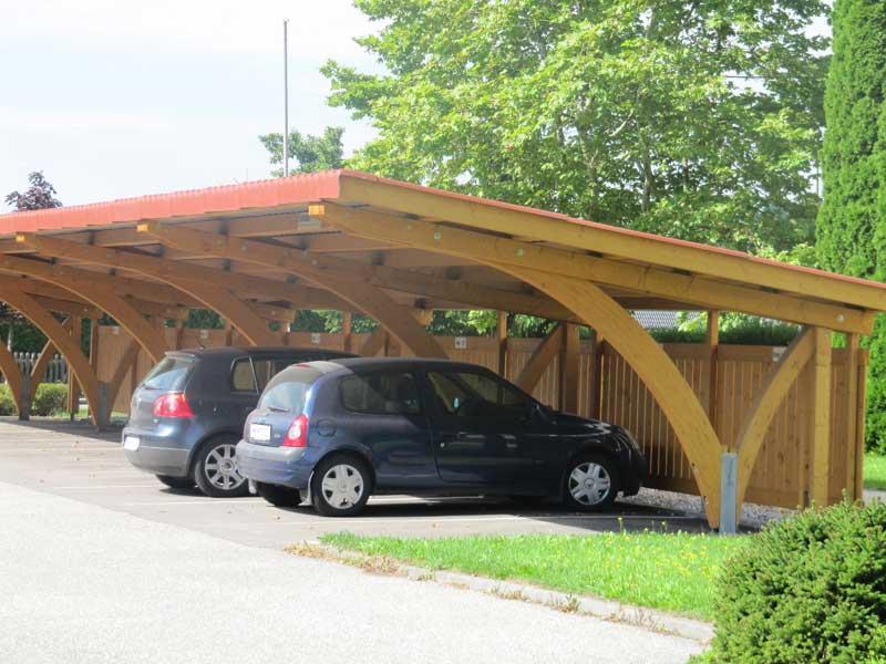 carport holzbau gmbh carports. Black Bedroom Furniture Sets. Home Design Ideas